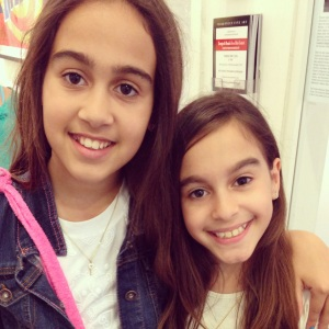 twins at 11