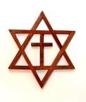 star of david cross